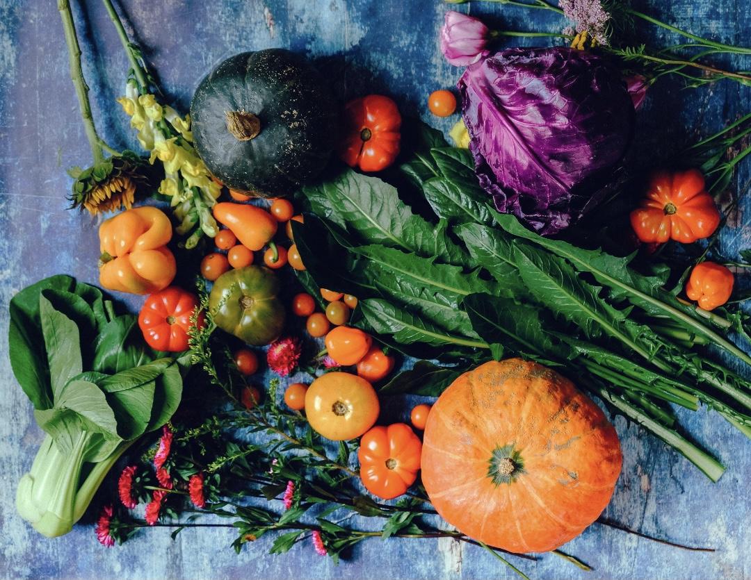 Ottobre: frutta  e verdura delmese